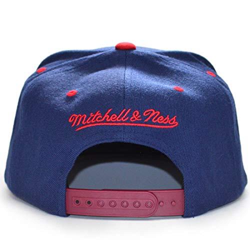 Mitchell única para Ness béisbol de Talla Azul amp; Hombre Gorra Azul 1Rvrw1qWx