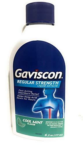 Gaviscon Regular Strength Cool Mint 6 oz.