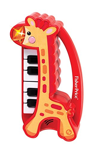 Fisher-Price Music My First Real Piano by Fisher-Price