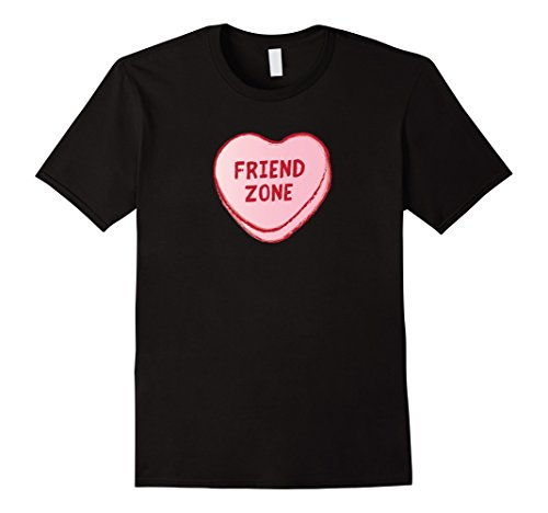 Friend Zone Shirt | Valentine's Day Sweet Candy Heart Tee (Zone Sweet Perfect)