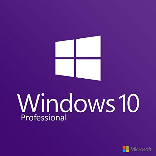 Microsoft Windows 10 Pro 64 Bit System Builder OEM by Microsoft