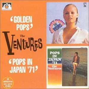 Golden Pops / Pops in Japan '71 by See for Miles UK