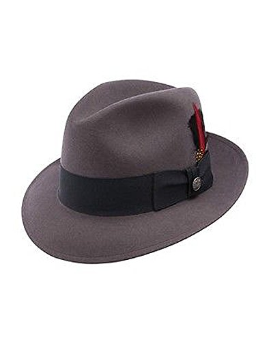 b7d16c3f03393 We Analyzed 795 Reviews To Find THE BEST Stetson Fedora Hat