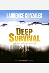 Deep Survival: Who Lives, Who Dies, and Why [DEEP SURVIVAL]