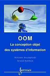 OOM, la conception objet des systèmes d'information : concepts, modèle, méthodes
