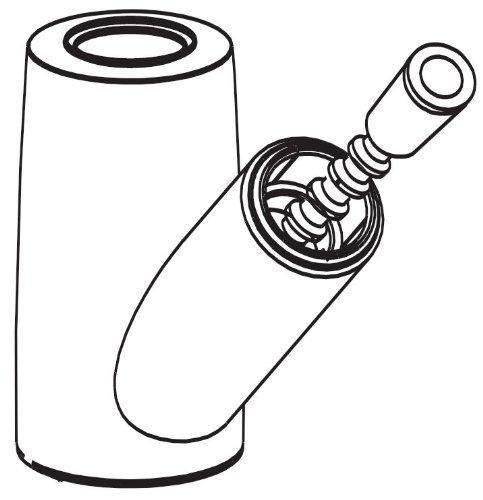 Moen 100152 Spout Receptor Kit, Classic