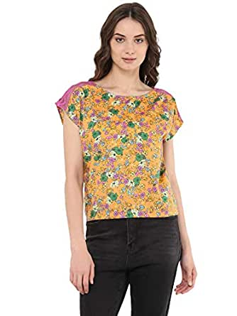 The Vanca Blouses For Women, Multi Color M