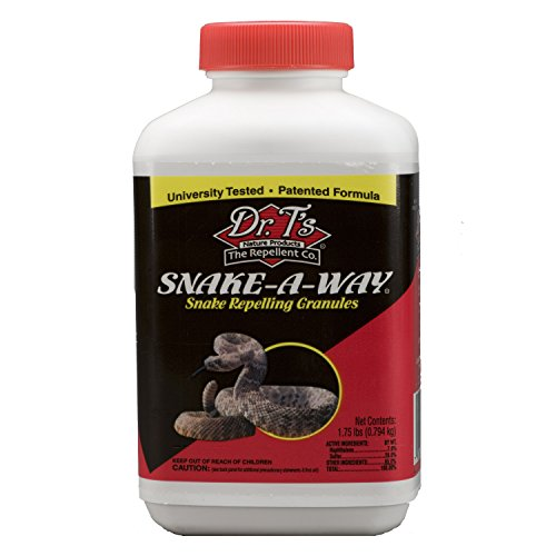 Dr. T's DT363 Snake-A-Way Snake Repelling Granules 1.75 Pound