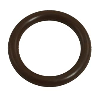 Sello de aceite eDealMax mecánica Flúor de goma del anillo o DE 37 mm x 3, 5 mm: Amazon.com: Industrial & Scientific