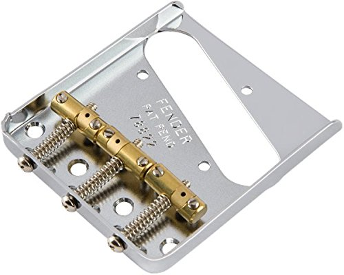 Fender 3-Saddle American Vintage Hot Rod Telecaster Bridge ()