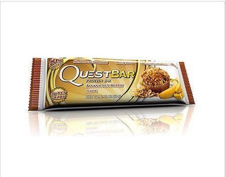 Quest Nutrition Protein Bar, Apple Pie, 20g Protein
