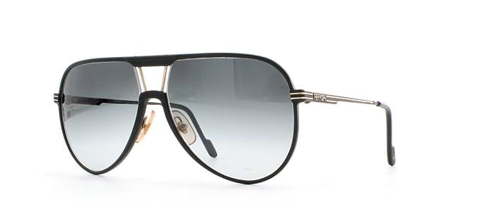 Ferrari 29 12A Black Authentic Men Vintage Sunglasses