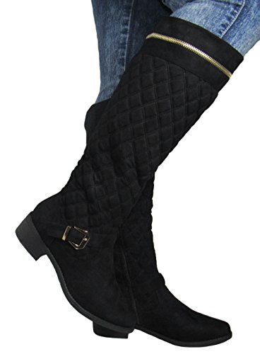 Top Black boots Womens Greta Moda 40 Xqwr8Xv