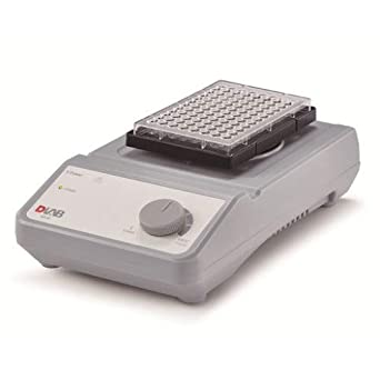 Amazon.com: DLAB 8031202000 Mx-M Microplate Mixer With Microplate ...