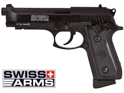 Swiss Arms P92 Full Metal Co2 Blowback Pistol