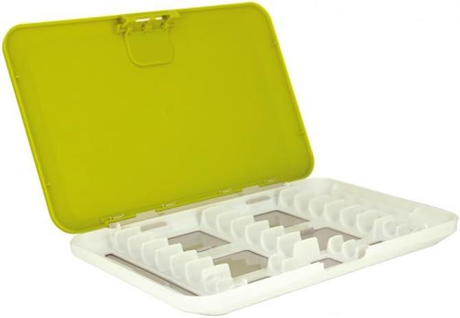 PILBOX Homeo - Caja pastillero, color verde: Amazon.es: Salud y cuidado personal