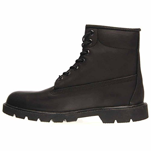 Timberland Men's Classic 6'' Basic Boot Waterproof Boots,Briar Smooth Leather,9 M US by Timberland (Image #3)