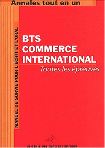 BTS Commerce International by (Paperback)