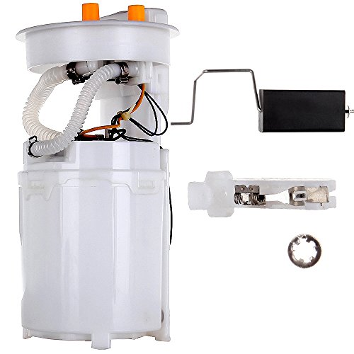 Electric Fuel Pump, Module Assembly for Volkswagen Beetle Golf 1998 1999 2000 2001 2002 2003 2004 1.8L 2.0L l4 L5-2.5L V6-2.8L E8424M