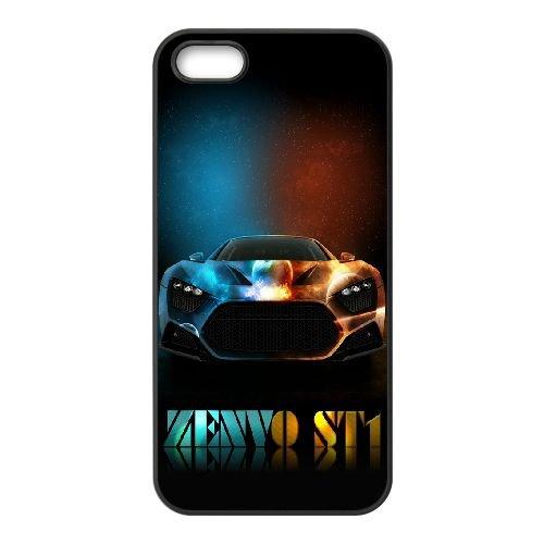 Zenvo St AB11JN6 coque iPhone 4 téléphone cellulaire 4S cas coque C1XH4L1OC