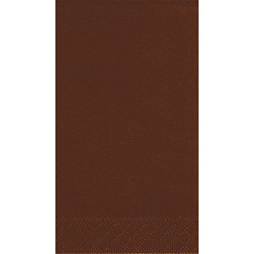 Brown Paper Guest Napkins 20ct