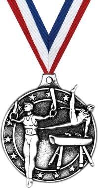 クラウンAwardsオスGymnast Medals – 2