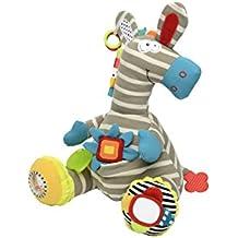 Dolce Activity Zebra Plush