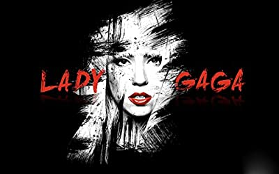 Desgin Studio20 Lady Gaga A3 HD Poster Art shi3905