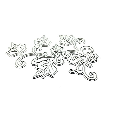 Susada Maple Leaves Embossing Metal Steel Cutting Dies Stencils DIY Scrapbooking Craft by Susada (Image #7)