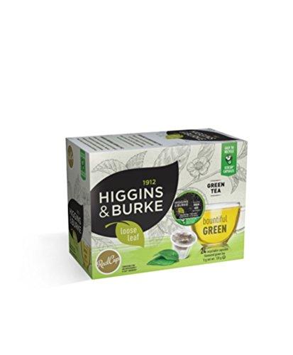 Higgins and Burke Deliver Leaf Tea, Tame Dragon, 24 Count