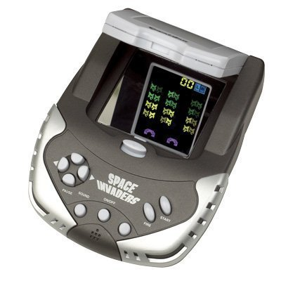 Excalibur 402-1-CS Classic Space Invaders