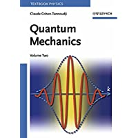 Quantum Mechanics, Volume 2: 002