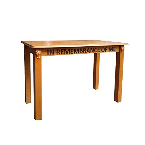 church table - 2