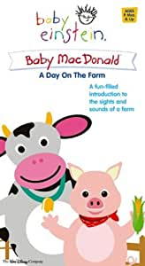 Baby Einstein: Baby Macdonald - a Day on the Farm [VHS] [Import]