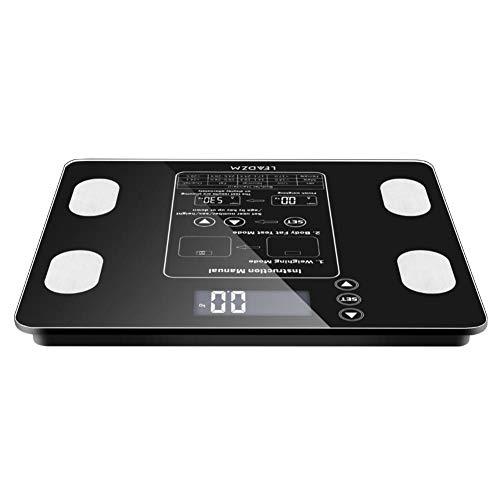 dalilylime Wireless Body Scales,Digital Body Weight Bathroom