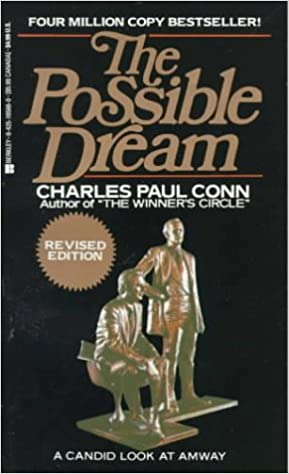 The possible dream charles paul conn 9780425105665 amazon the possible dream charles paul conn 9780425105665 amazon books fandeluxe Choice Image