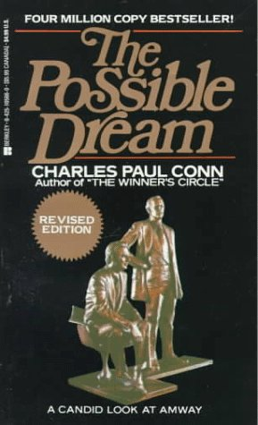 The possible dream charles paul conn 9780425105665 amazon the possible dream charles paul conn 9780425105665 amazon books fandeluxe Gallery