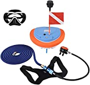 snbainu Nemo Portable & Rechargeable Diving Ventilator System, for Water Sports, Scuba Diving Electric Wat