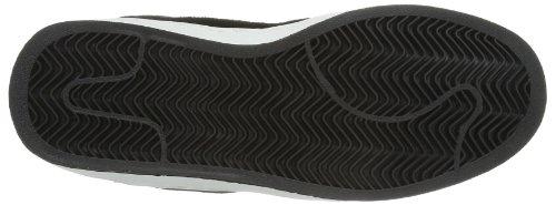 Lico Cliff High - Zapatillas de skateboarding Unisex adulto Negro (Schwarz (schwarz/grün))