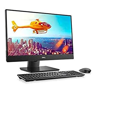 Dell Inspiron 24 Touch Desktop 1TB SSD + 2TB HD (Intel Core i5-8400T Processor with Turbo Boost to 3.30GHz, 16 GB RAM, 1 TB SSD + 2 TB HD, 24