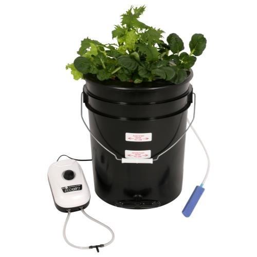 Sunlight Supply Flo-n-Gro Gro Momma Bubbler Bucket Kit — 5-Gallon