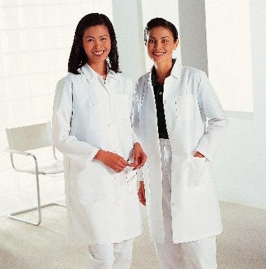Womens Basic Lab Coats - 47401-W16-16 - Womens Basic Lab Coats, Encompass - Each