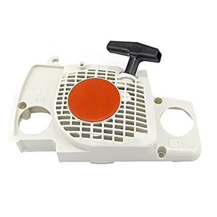 Stihl MS180 018 MS170 017 Recoil Rewind Pull Starter Assembly 1130 080 2100