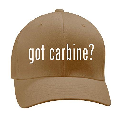 got carbine? - A Nice Men's Adult Baseball Hat Cap, Khaki, Small/Medium