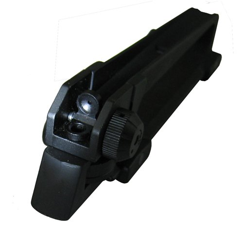 Military Law Enforcement Match Grade AR-15 M4 Carrying Handle Bead Blast Finish matches your upper receiver, Outdoor Stuffs