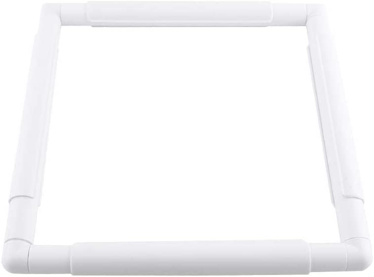 Quilting Frame Square Rectangle Plastic Clip Frame for Embroidery Cross Stitch Quilting Tool Cross Stitch Frame 2#