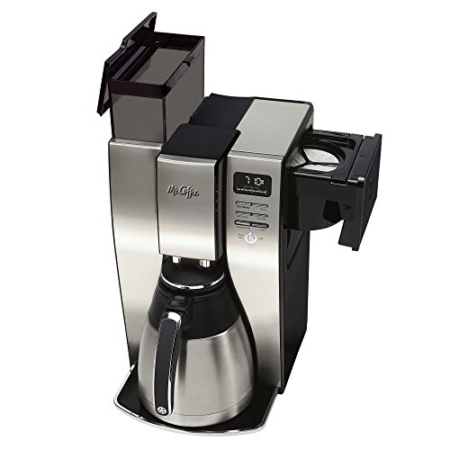 Image of Mr. Coffee BVMC-PSTX95 10-Cup Optimal Brew Thermal Coffee Maker, Stainless