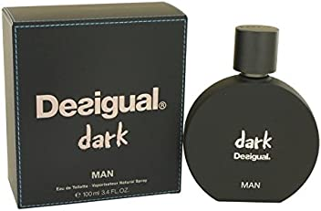 Desigual Dark By Desigual For Men Eau De Toilette Spray 3.4 oz