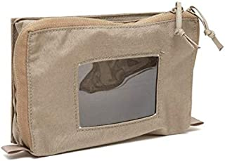 """product image for LBX TACTICAL 3"""" Open Window Pouch, Tan, Medium"""