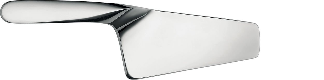 Silver Alessi Giro UNS03//15 Cake Server 18//10 Stainless Steel Mirror Polished 25 x 3.2 x 7 cm